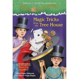 神奇树屋 英文原版 Magic Tricks from the Tree House: A Fun Companion to Magi
