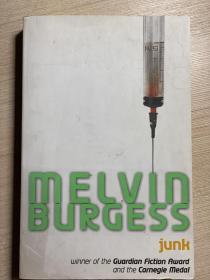 【英文原版小说】JUNK By MELVIN BURGESS
