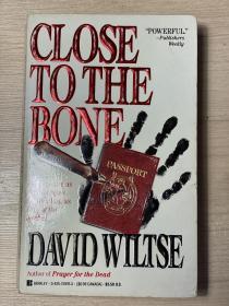 【英文原版小说】CLOSE TO THE BONE by DAVID WILTSE