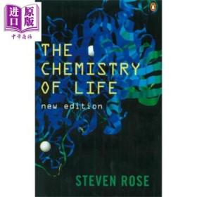 现货原版/The Chemistry of Life (Penguin Science) 英文原版