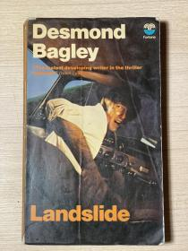 【英文原版小说】LANDSLIDE by DESMOND BAGLEY