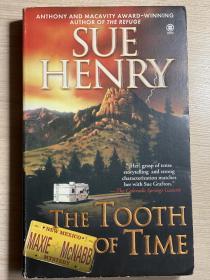 【英文原版小说】The Tooth Of Time BY SUE HENRY