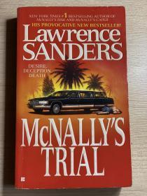 【英文原版小说】McNally's Trial BY Lawrence Sanders