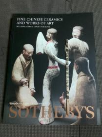 伦敦苏富比 近代中国瓷器及工艺品拍卖 2000年