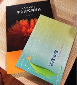 正版 Namaste生命喜悦的祈祷 沈妙瑜365天朗读的祈祷文 附赠能量诵读小册