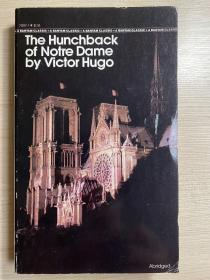 【英文原版小说】世界名著 The Hunchback of Notre Dame 巴黎圣母院 Victor Hugo 雨果 巴黎圣母院