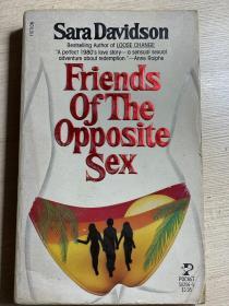 【英文原版小说】Fiends of The Opposite Sex BY Sara Davidson
