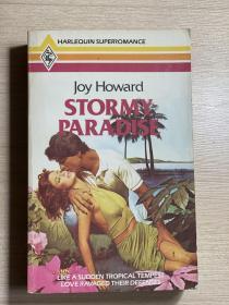 【英文原版小说】STORMY PARADISE by Joy Howard