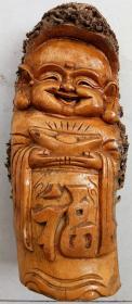 竹雕 佛像