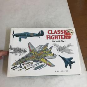 Classic Fighters the inside story