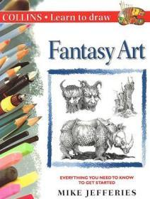 Collins Learn To Draw - Fantasy Art :