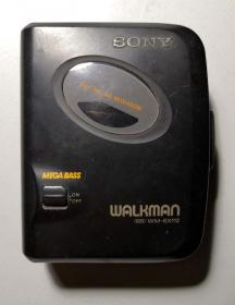 索尼WM-EX112WALK MAN磁带机随身听沃克曼