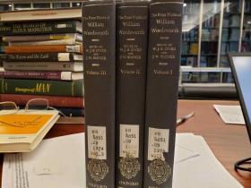 The Prose Works of William Wordsworth