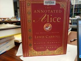 The Annotated Alice: Alice's Adventures in Wonderland & Through the Looking-Glass