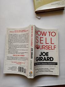 【英文原版】How to Sell Yourself