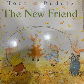 Toot&puddle the new friend