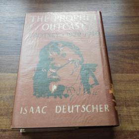 孔网唯一   日文原版书籍《  追放***预言者托洛茨基 》一册全   托洛斯基传记   被驱逐的先知托洛茨基 1929---1940   硬精装    原书衣  原腰封  有插图