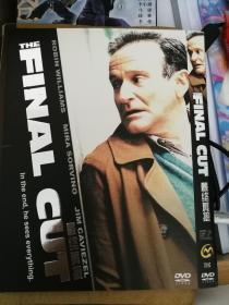 最终剪接DVD