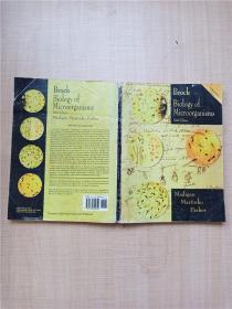【外文原版】Brock's Book of Microorganisms 9-布洛克微生物之书 9【书脊受损】【封面受损】【正书口有笔迹】
