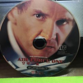 空军一号  DVD  裸盘
