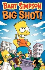 Bart Simpson Big Shot巴特·辛普森大人物(辛普森一家)现货