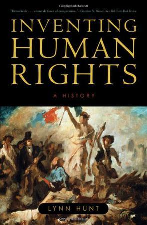 Inventing Human Rights:A History