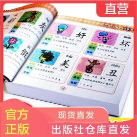 识字大王幼儿园识字大全幼小衔接一年级识字儿童认字启蒙早教书籍