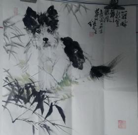 刘继卣国画*真迹