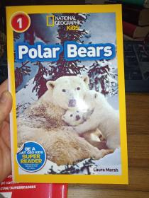 National Geographic Readers #2: Polar Bears