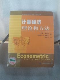 計量經濟理論和方法
