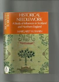 Historical Needlework: a Study of Influences in Scotland and Northern England