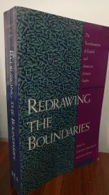 1992年版《重划疆界:英美文学研究的变革Redrawing the Boundaries: The Transformation of English and American Literary Studies 》