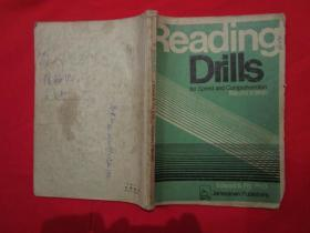 Reading Drills for Speed and Comprehension/ Second Edition,/ Edward B.Fry,Ph.D,/ Jamestown Publishers