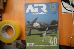 英文原版!《AIR MODELLER》2007.15航空模型  伊-16/BF-109/FW-190/NIK2紫电改/F-104