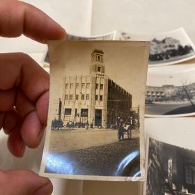 民国时期/上海天钧楼等老照片16张