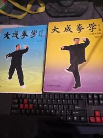 大成拳学(第二部、第三部)2本合集