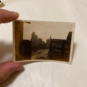 民国时期 上海国际饭店老照片