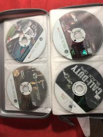 XBOX360游戏光盘〔17张+另送3张黑胶光盘 不知内容〕共20张光盘