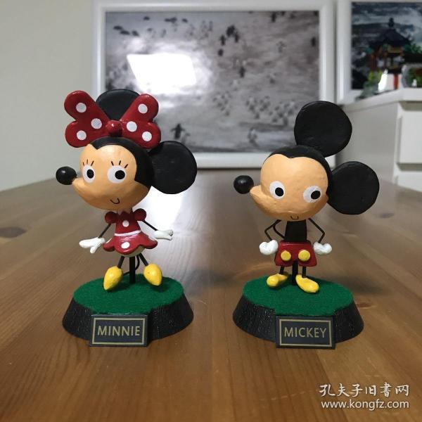 Eric So X Disney 迪士尼90周年纪念版米奇&米妮