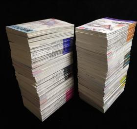 【忘忧围棋书】日文原版16开本 围棋研究杂志从2004年到2015年共138本,十二年基本连续,缺2004年1/2/3 , 2014年9 ,2015年11/12,重48公斤