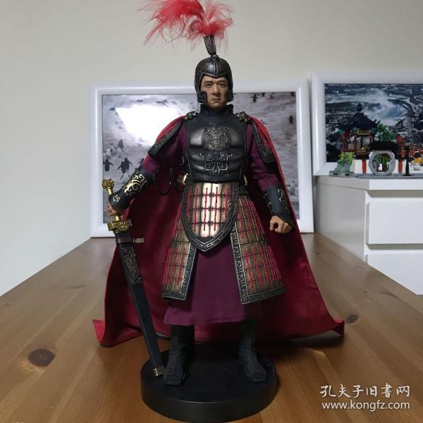 Mivi Pro+ 1/6 神话大秦将军 蒙毅 成龙
