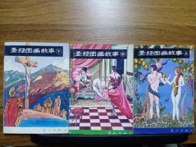 圣经图画故事(全3册)
