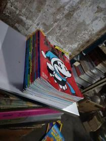 米老鼠杂志2020年1.2.3.4.5.6.7.8.9.10.11.月全年22本附赠2021年1月2019年12月上下两册共计25册打包