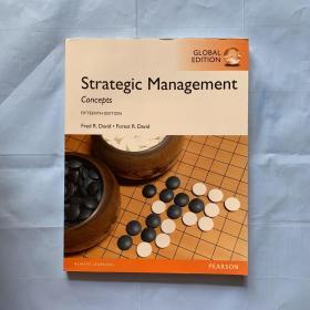 Strategic Management: concepts (15th Edition)