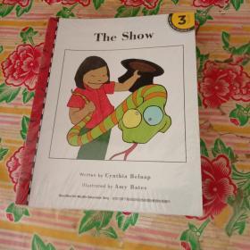 The Show 3(新东方旗下高端品牌迈格森国际教育)英文彩色16开少儿读物
