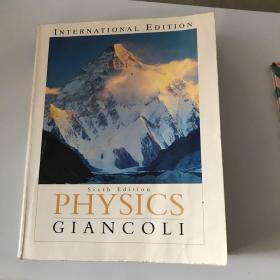 Sixth   Edition  PHYSICS   GIANCOLI