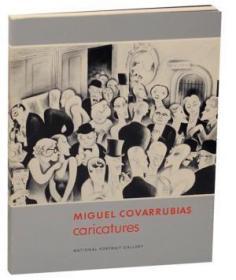 Miguel Covarrubias Caricatures
