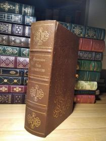 Easton Press 莎士比亚喜剧 The Comedies of William Shakespeare (The 100 Greatest Books Ever Written)