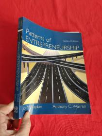 Patterns of Entrepreneurship, 2nd Edition (大16开)     【详见图】