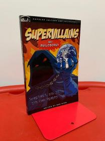 Supervillains and Philosophy(大反派角色与哲学)研究文集